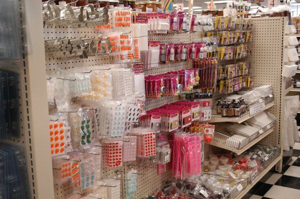 Candy Making Supplies.