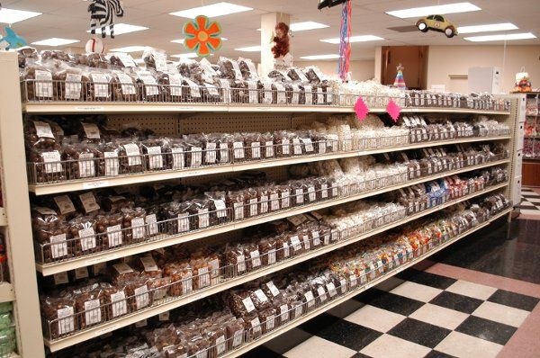 Chocolate Covered Products