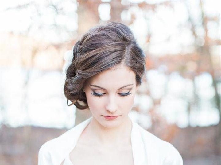 Tmx 1459999334337 Photosbysarahbethbw0b62390low Laurel wedding beauty