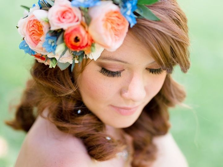 Tmx 1459999377543 4 Styled Shoot 0210 Laurel wedding beauty