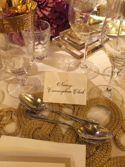 place card sf opera ball 2015