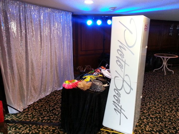 Tmx 1455765586854 New Open Sytle Booth Layout Green Bay, WI wedding dj