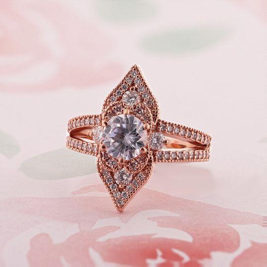 Nazarelle Engagement Ring