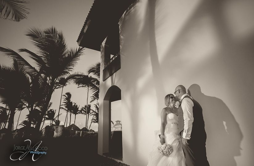 Wedding photography at Majestic Elegance Hotel Punta Cana Dominican Republic.