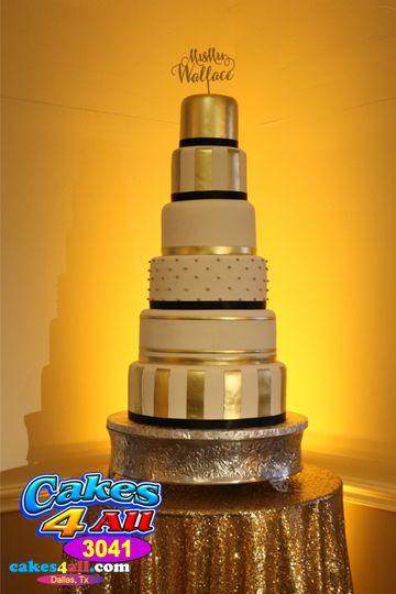 cakes4all Wedding Bakery - Wedding Cake - Carrollton, TX - WeddingWire