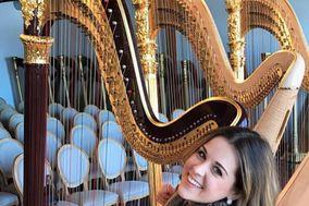Sonja Westberg, harpist