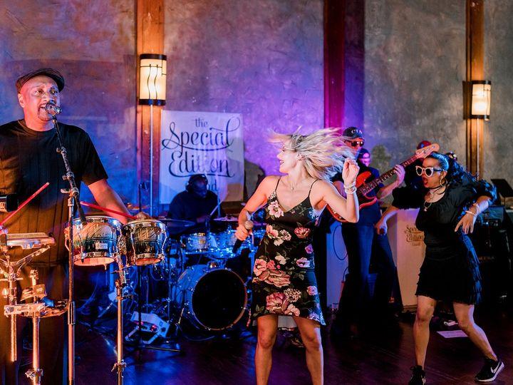 Tmx Band 5 Action 51 712482 Dallas, Texas wedding band