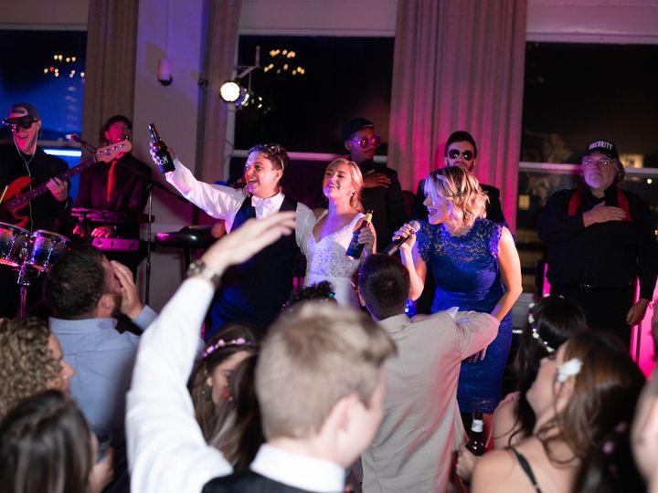 Tmx Couple And Band 1 51 712482 159483100545366 Dallas, Texas wedding band