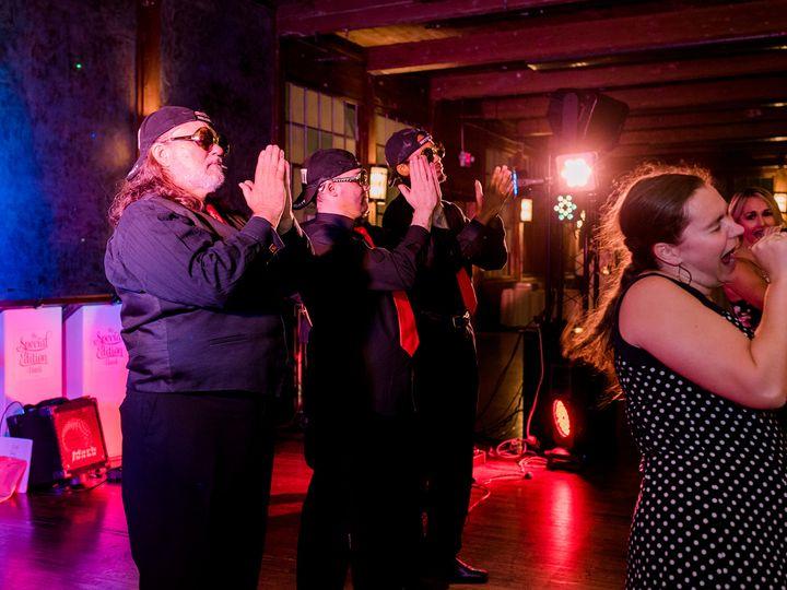 Tmx Horns Living On A Prayer 2 51 712482 Dallas, Texas wedding band