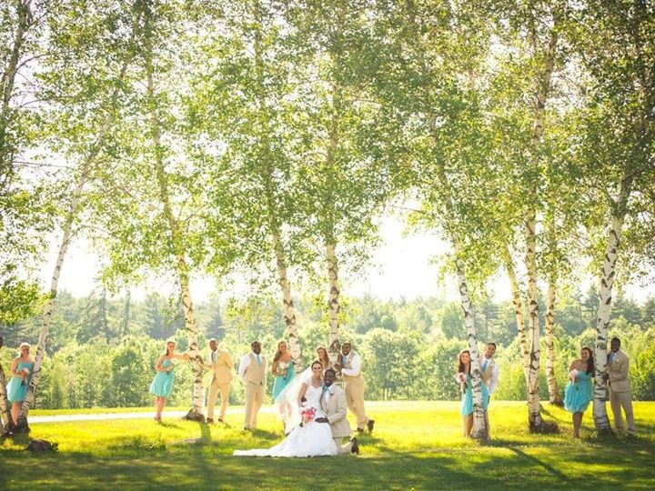 Tmx 1444147509395 Brich Trees 2 Goffstown, NH wedding venue