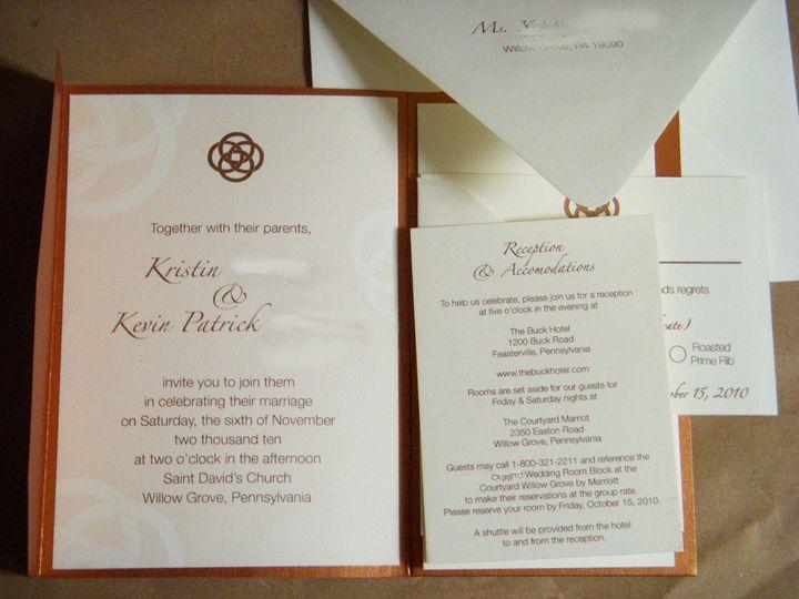 Tmx 1342534369385 Kk6 Haddonfield wedding invitation