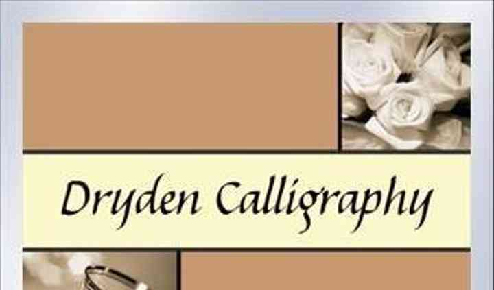 """Dryden Calligraphy - the """"write"""" solution"""