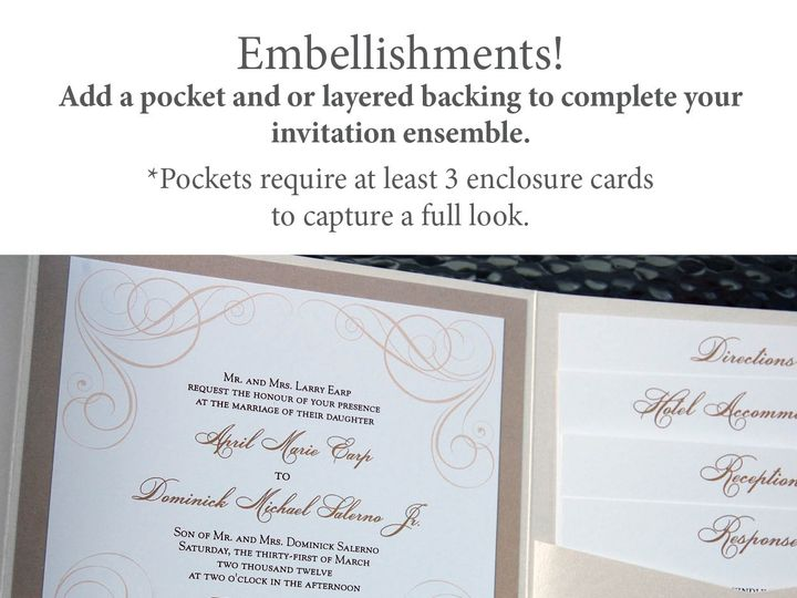 Tmx 1389567303791 Photosdescript Red Bank wedding invitation