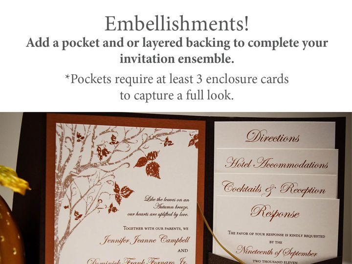 Tmx 1389567334584 Photosdescript Red Bank wedding invitation