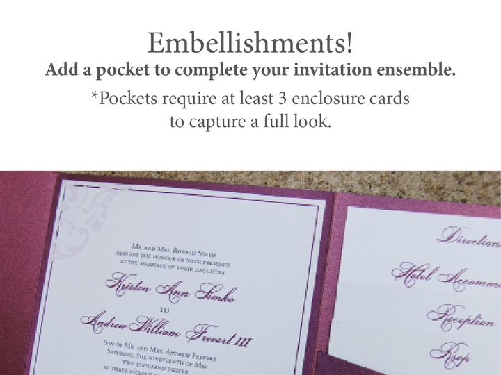 Tmx 1389567382948 Photosdescript291 Red Bank wedding invitation