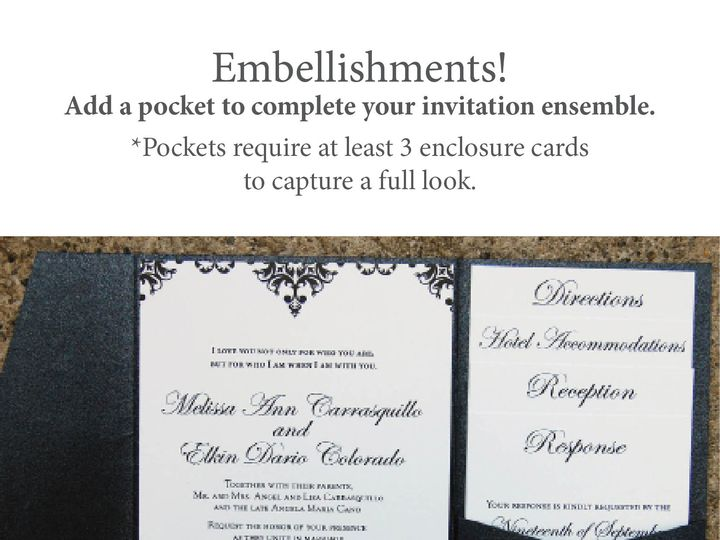 Tmx 1389567426010 Photosdescript292 Red Bank wedding invitation
