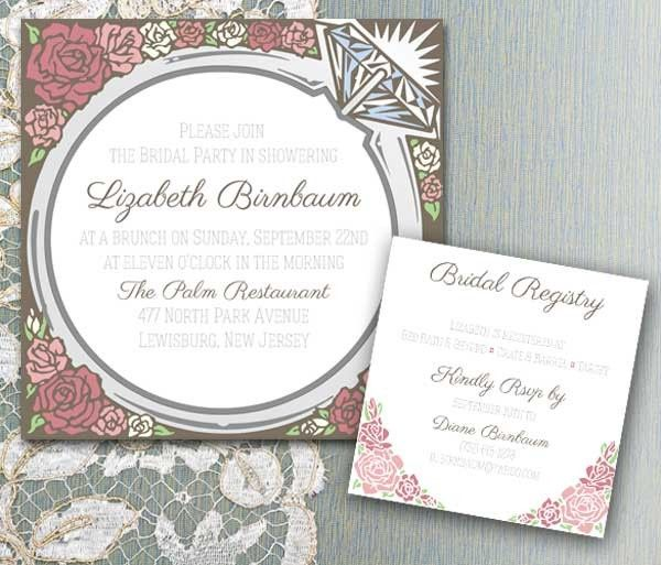 Tmx 1389567700171 2  Red Bank wedding invitation