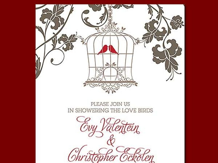 Tmx 1389567724585 9  Red Bank wedding invitation