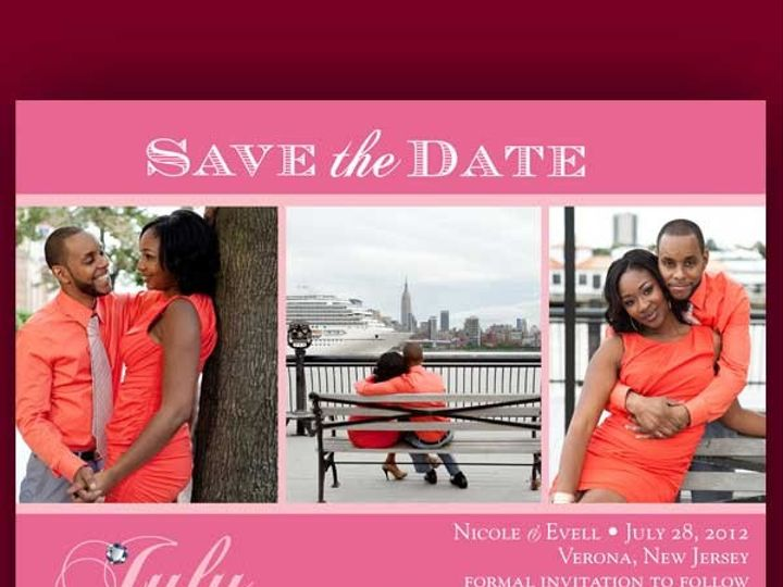 Tmx 1389567780395 1 Red Bank wedding invitation