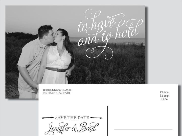 Tmx 1389567818880 Image1 Red Bank wedding invitation