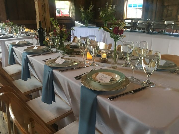 Family Style Place-settings