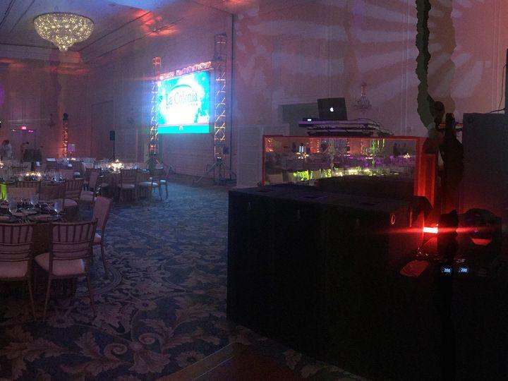 Tmx 1453168508524 Dec 12 Event  1 Dj Booth View  Miami wedding dj
