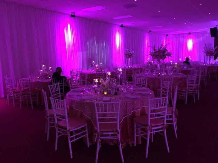 Tmx 1453169876018 Up Lighting Banquet 2 Miami wedding dj