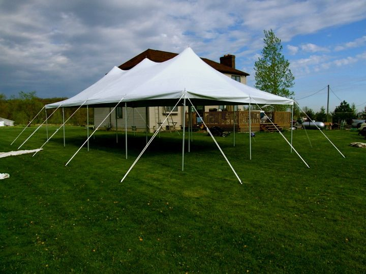 Tmx 1414427685643 20x40elite005 Posen wedding rental