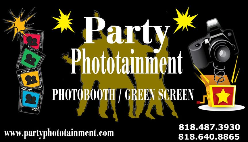 party phototainment layers business card1 gary cop