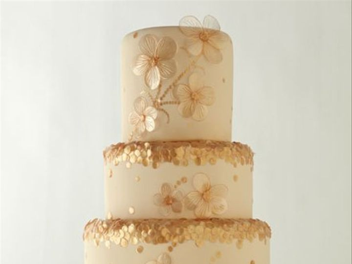 Tmx 1315327834569 Bridesmagazineweddingcake Paoli wedding cake