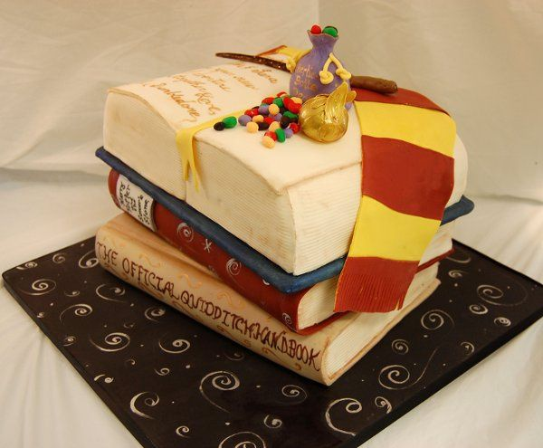 Tmx 1315409304481 Harrypotter4 Paoli wedding cake
