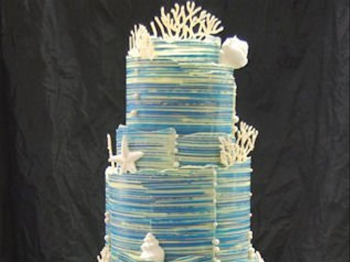 Tmx 1315410132234 Bluewater Paoli wedding cake