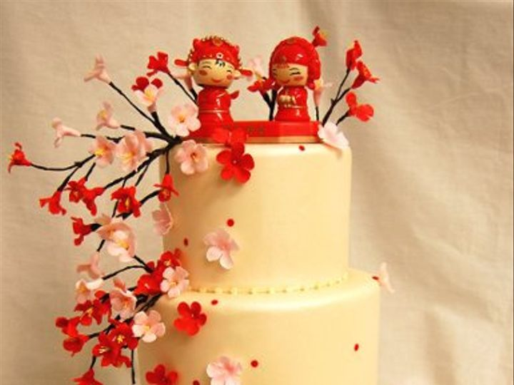 Tmx 1332091673591 Hu Paoli wedding cake