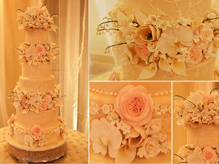 Tmx 1417984319753 Kovichcollage Paoli wedding cake