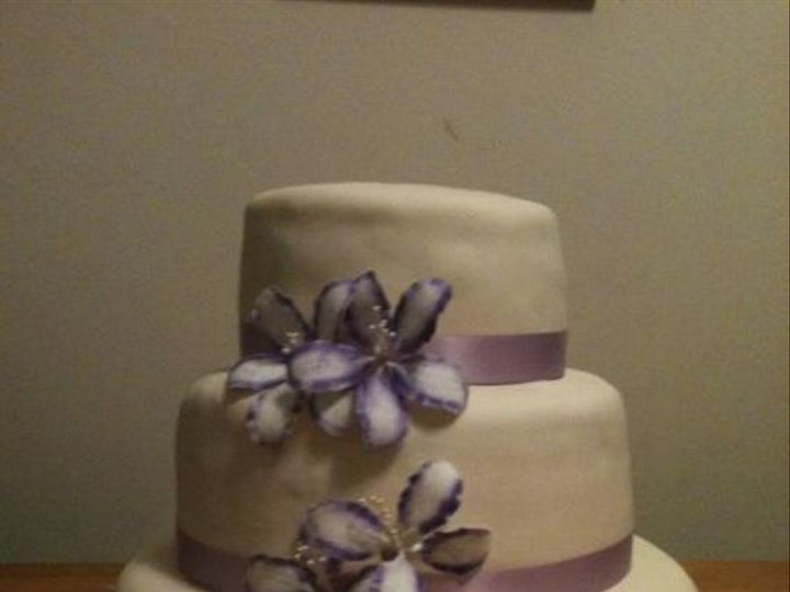 Tmx 1320686002565 Weddingcake Piermont wedding cake