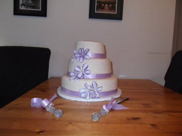 Tmx 1320686012487 Weddingcake2 Piermont wedding cake