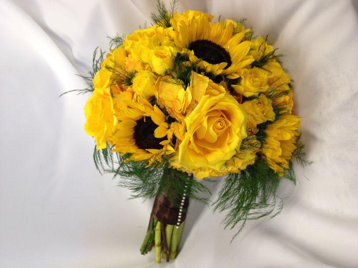 Tmx 1438621781845 Sunflower1 Dallas, Texas wedding florist