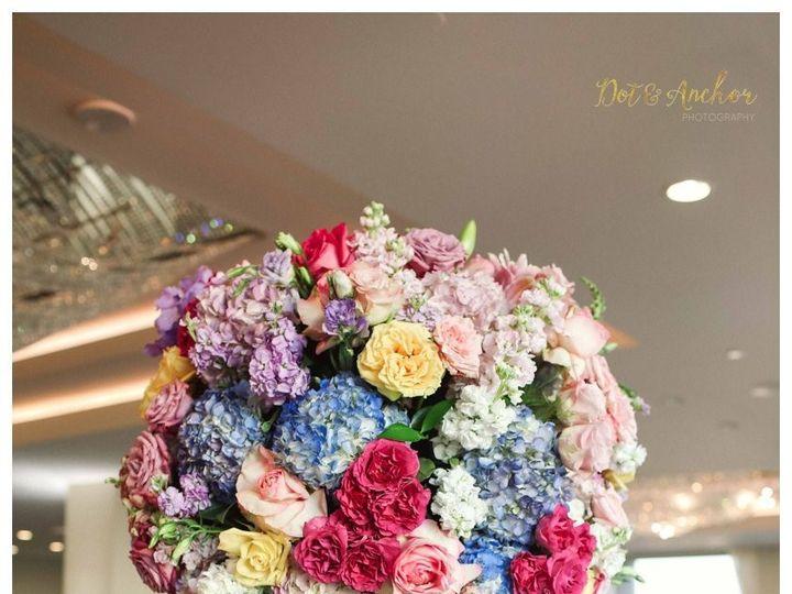 Tmx 1477970422376 Head Table 3 Dot  Anchor Dallas, Texas wedding florist