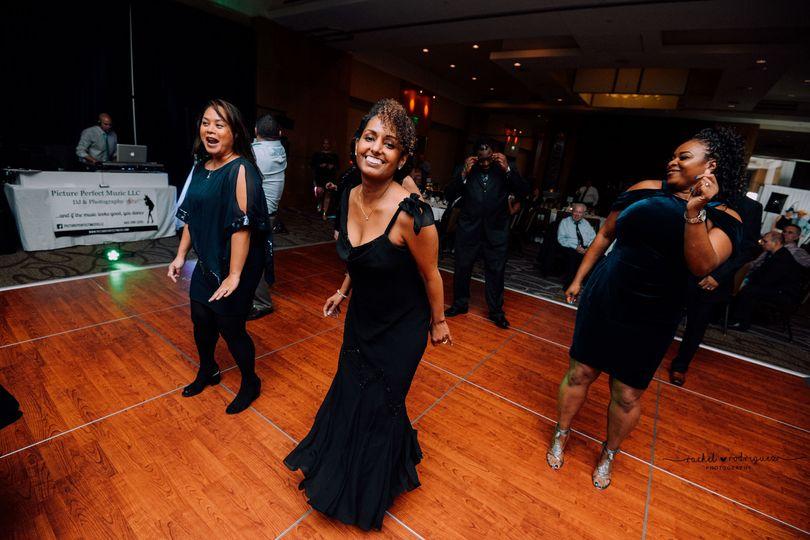 Synchronized dance