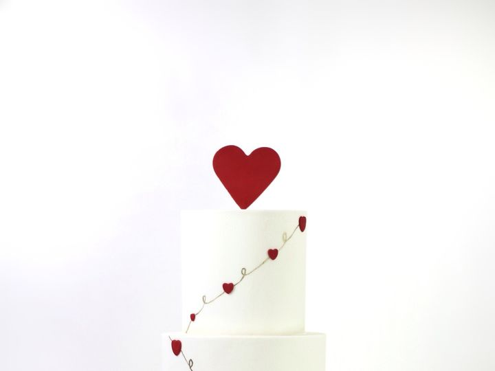 Tmx 1485806180185 Img6605 Brooklyn, New York wedding cake
