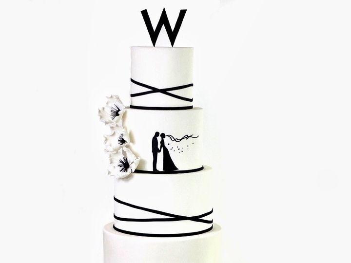 Tmx 1495492615966 Img7766 Brooklyn, New York wedding cake