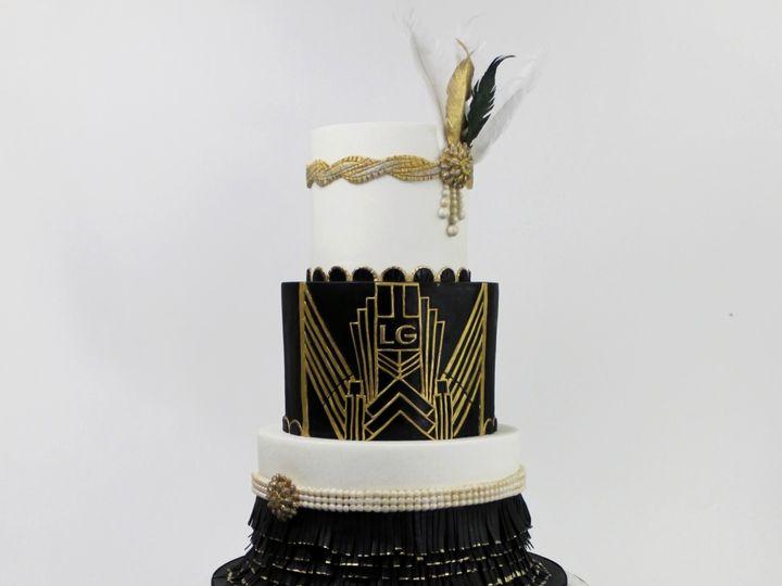 Tmx 1495492634630 Img7235 Brooklyn, New York wedding cake
