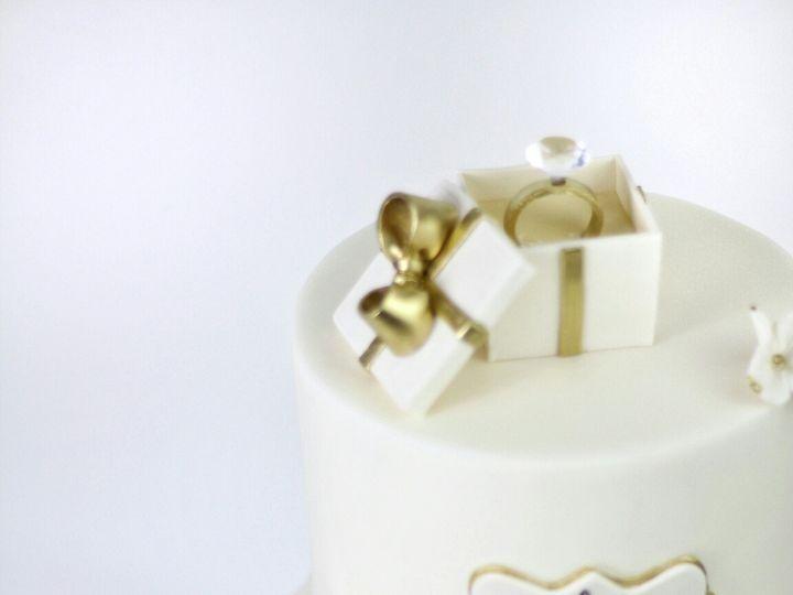 Tmx 1495492642924 Img6682 Brooklyn, New York wedding cake