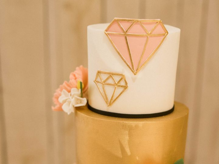 Tmx 1502806171988 Img0064 Brooklyn, New York wedding cake