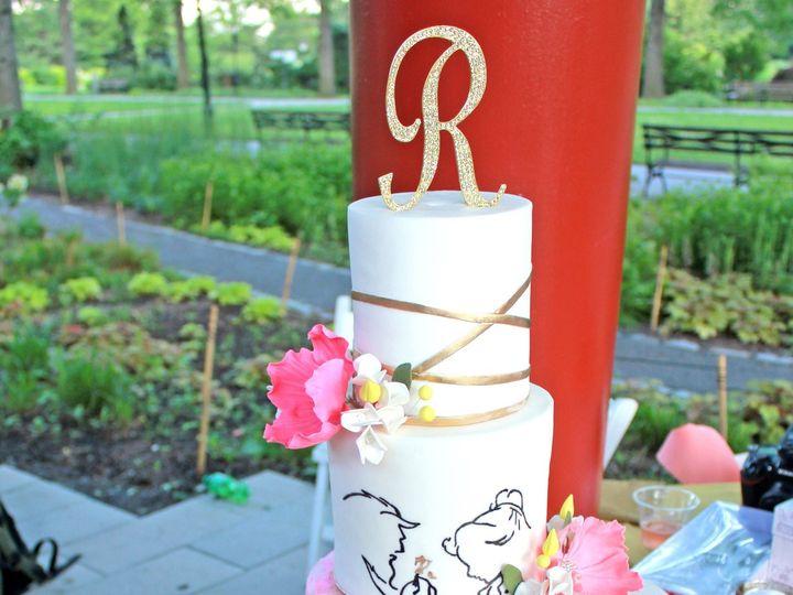 Tmx 1515047602997 1116bebb Ff96 4482 B987 37545175f3c1 Brooklyn, New York wedding cake