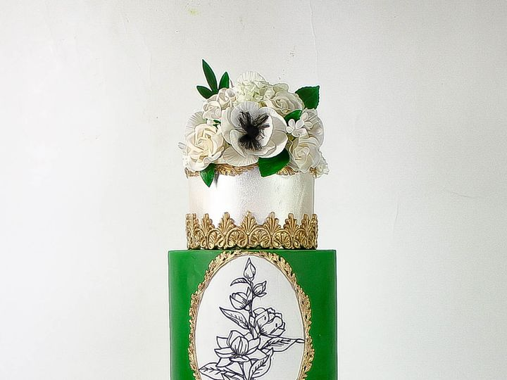 Tmx Img 4133 51 609482 1568987674 Brooklyn, New York wedding cake