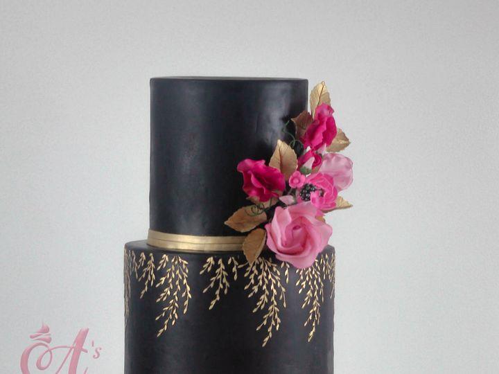 Tmx Img 8778 51 609482 1568838906 Brooklyn, New York wedding cake