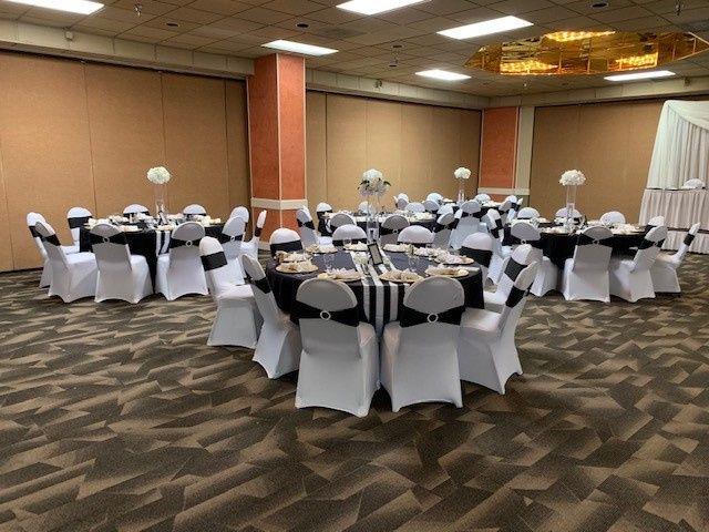 Tmx Wedding Indoor Picture 51 999482 1557423452 Fargo, ND wedding venue