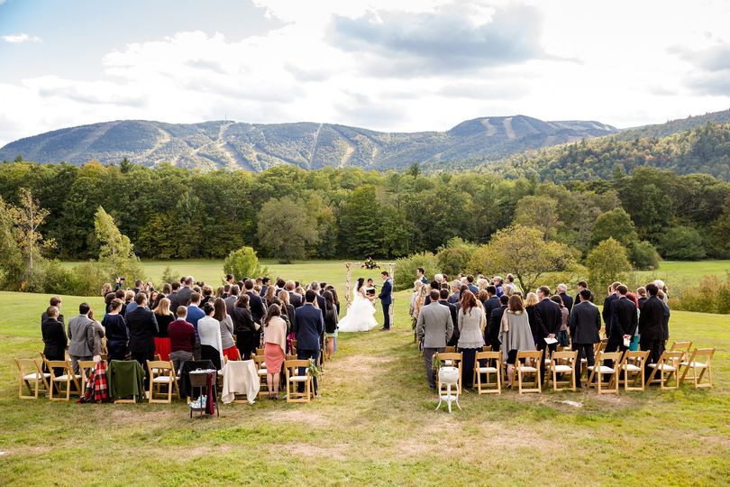 Majestic Meadow Ceremony