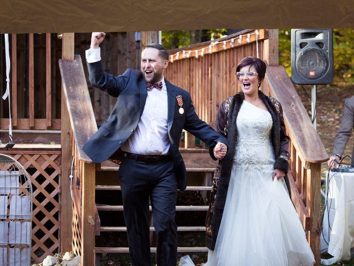 Tmx 1482178944540 Kristen  Wes Introductionentrance Newry, ME wedding venue